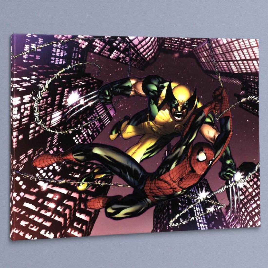 """Astonishing Spider-Man & Wolverine #1"" Limited Edition"