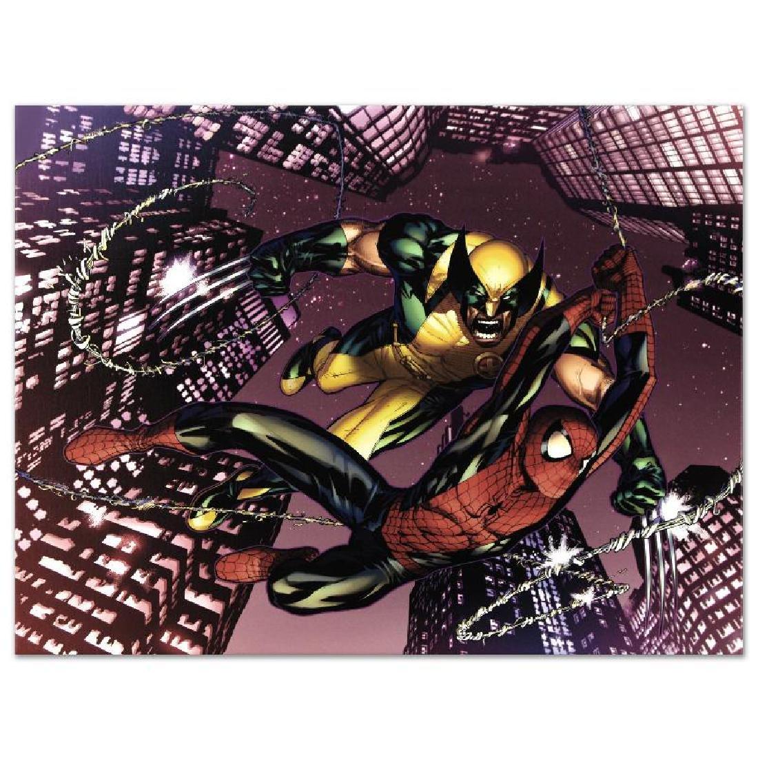 """Astonishing Spider-Man & Wolverine #1"" Limited Edition - 4"