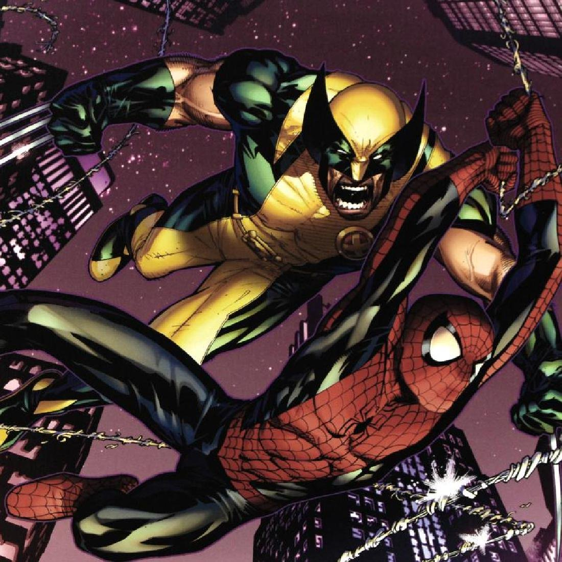 """Astonishing Spider-Man & Wolverine #1"" Limited Edition - 5"