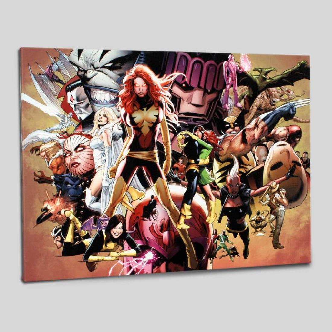 """Uncanny X-Men #544"" Limited Edition Giclee on Canvas"