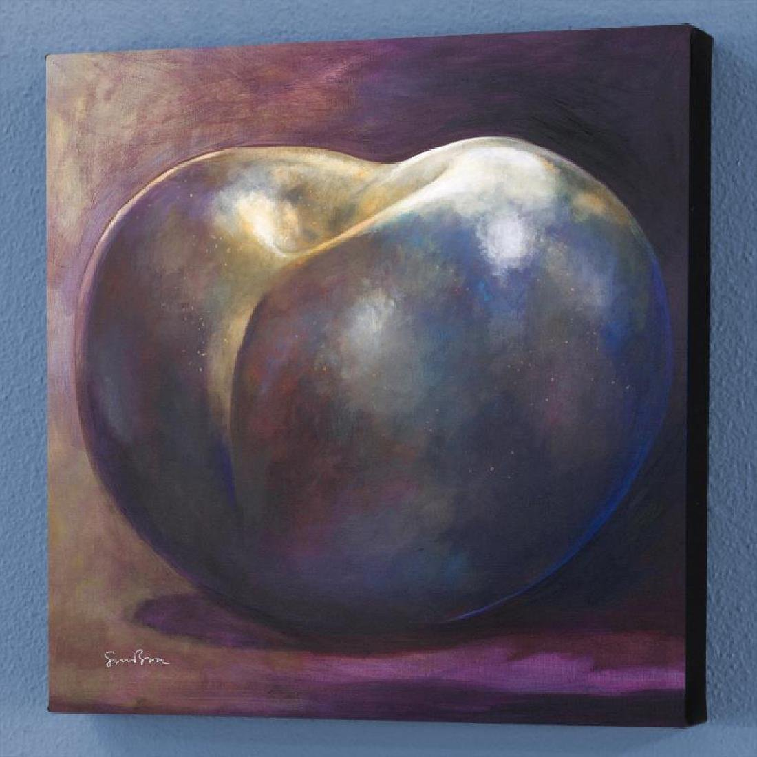 Bronze Limited Edition Giclee on Canvas by Simon Bull