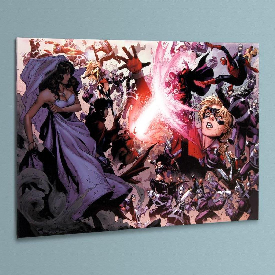 """Avengers: The Children's Crusade #4"" LIMITED EDITION"