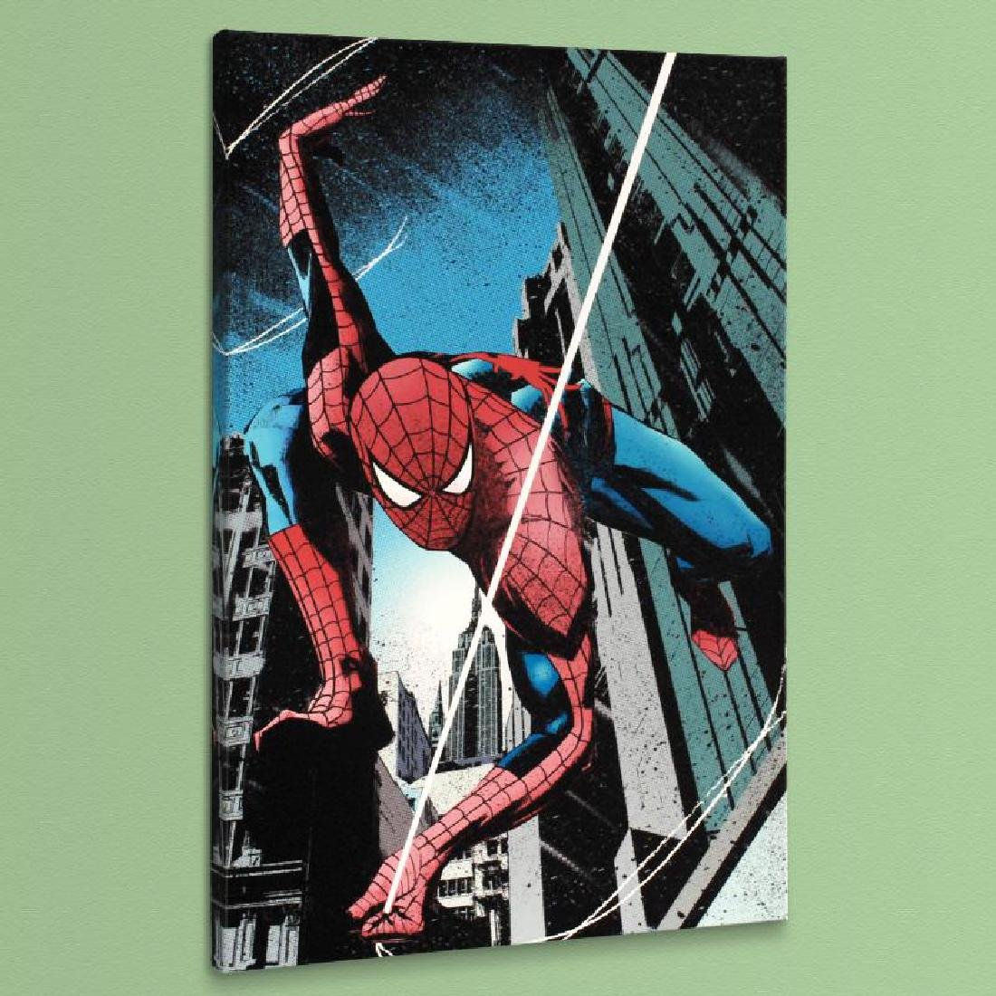 """""""Amazing Spider-Man: Extra #3"""" LIMITED EDITION Giclee - 4"""