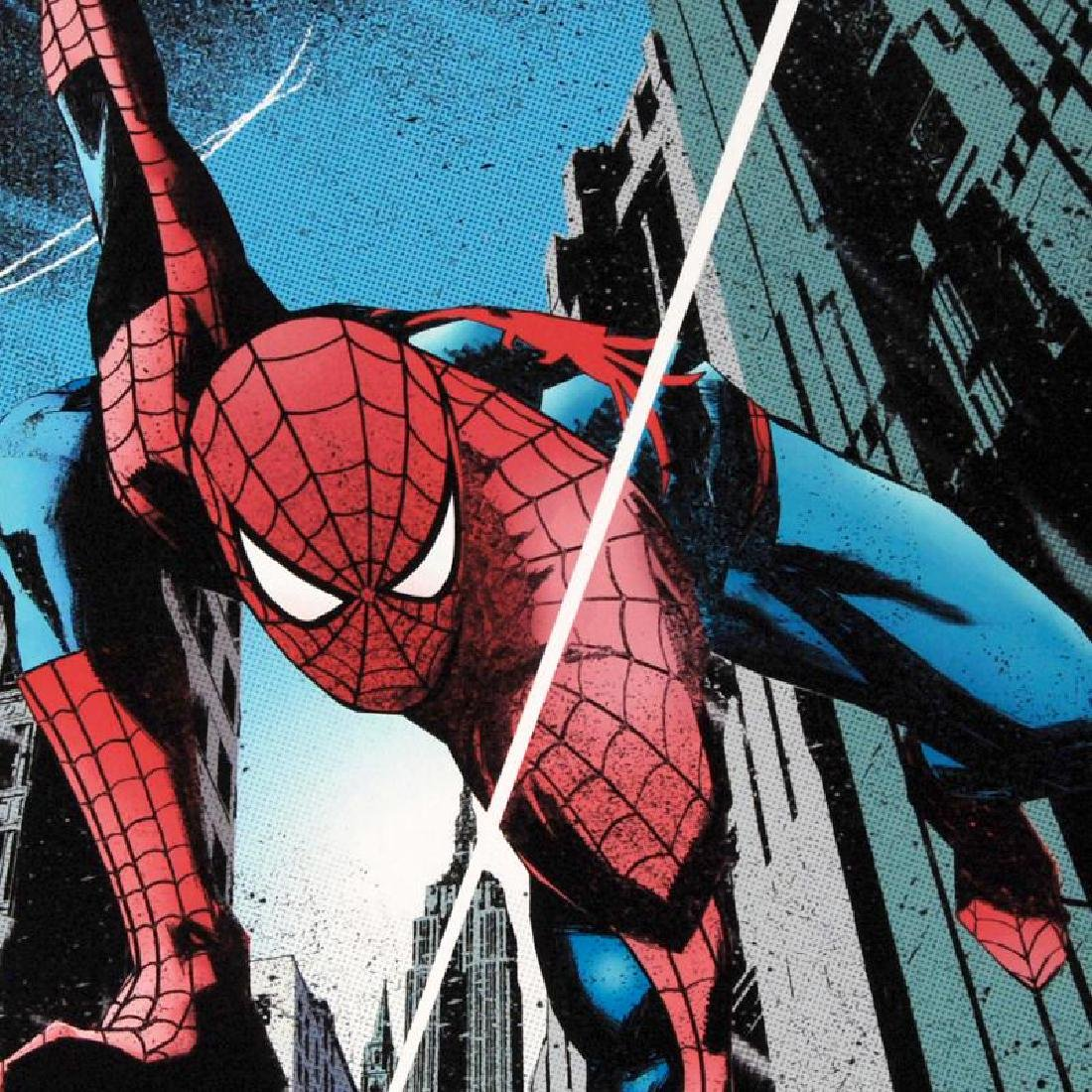 """""""Amazing Spider-Man: Extra #3"""" LIMITED EDITION Giclee - 5"""