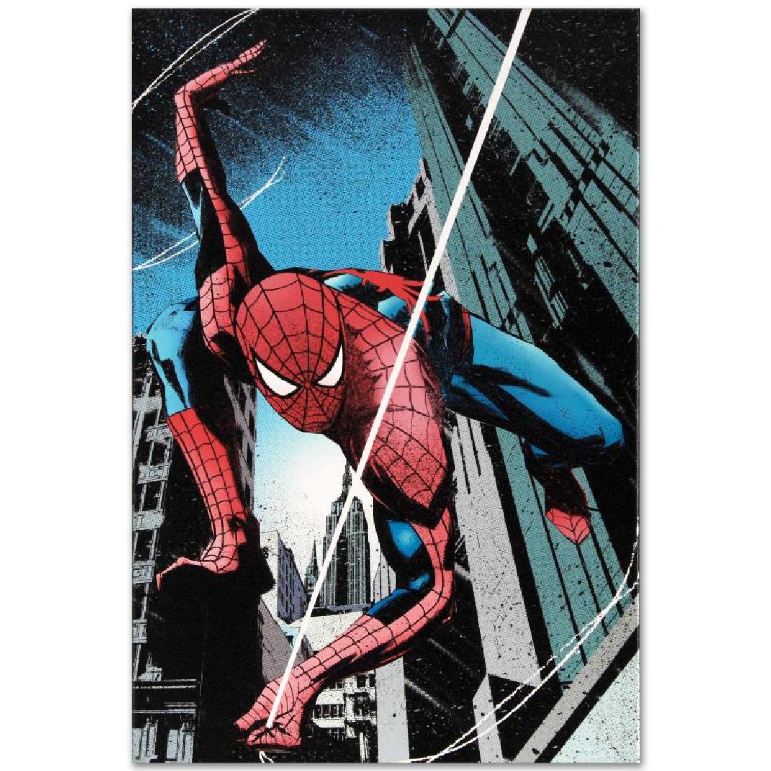 """Amazing Spider-Man: Extra #3"" LIMITED EDITION Giclee - 6"