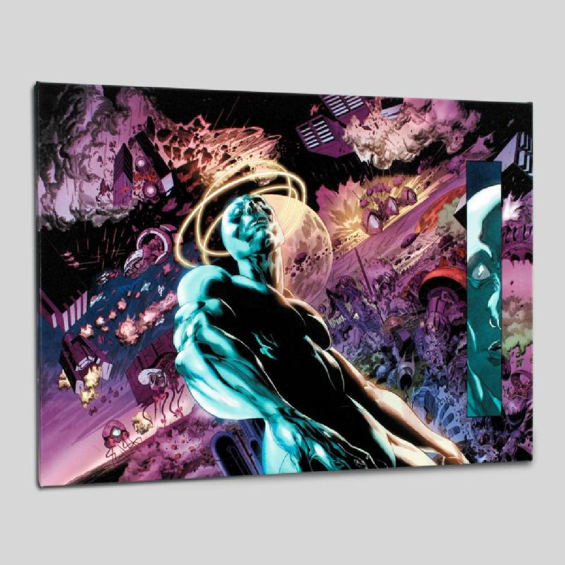 """Silver Surfer: In Thy Name #3"" Limited Edition Giclee"
