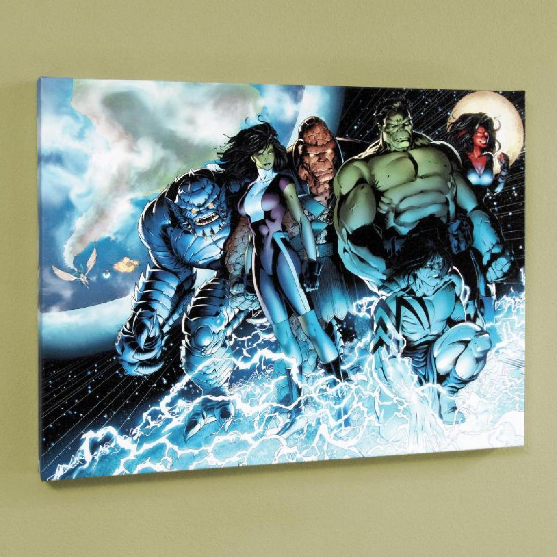 """Incredible Hulks #615"" Limited Edition Giclee on"