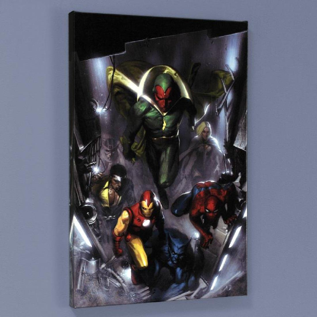 """Secret Invasion #2"" Extremely Limited Edition Giclee"