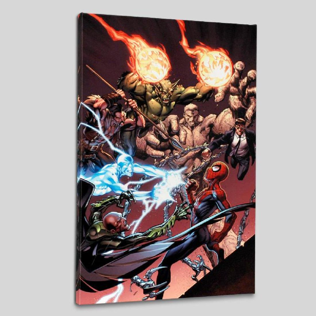 """Ultimate Spider-Man #15"" Limited Edition Giclee on"