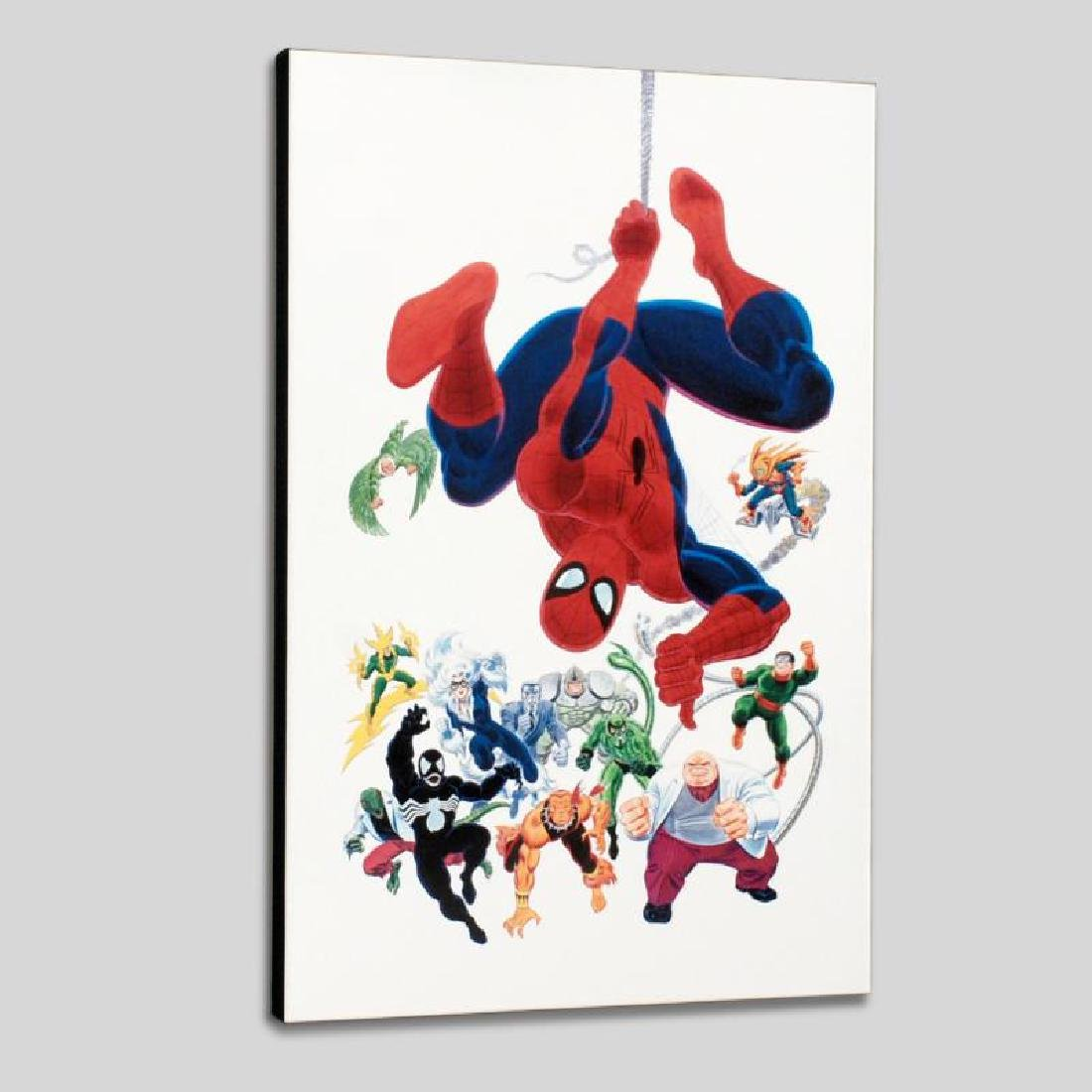 """Marvel Visionaries"" Limited Edition Giclee on Canvas"