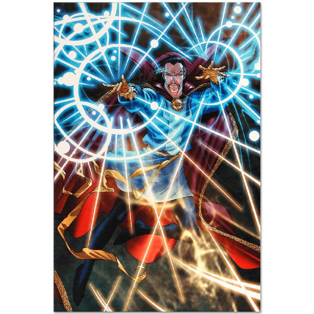 """""""Marvel Adventures: Super Heroes #5"""" Limited Edition - 2"""