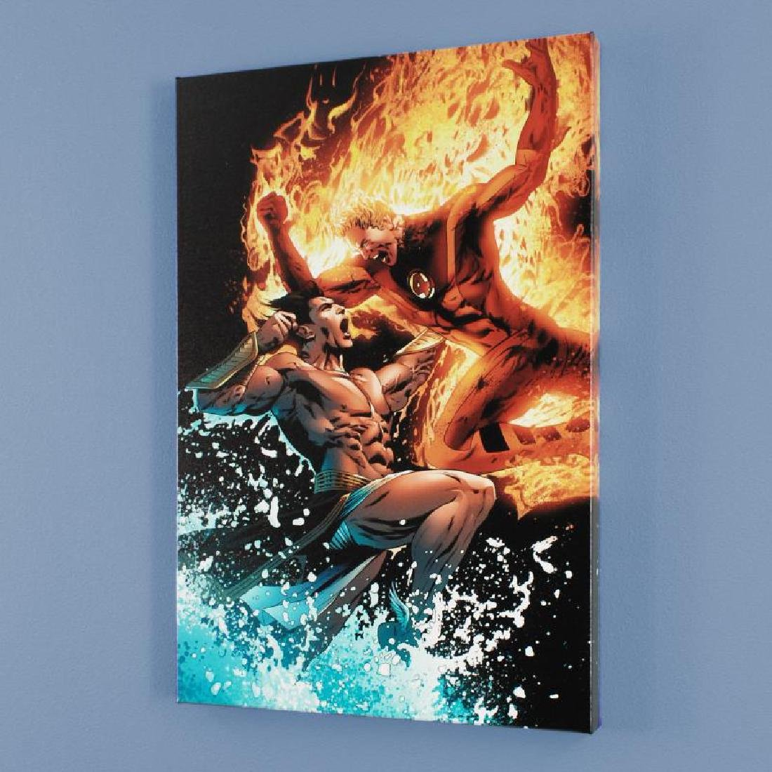 """""""Ultimate Fantastic Four #26"""" Limited Edition Giclee on"""
