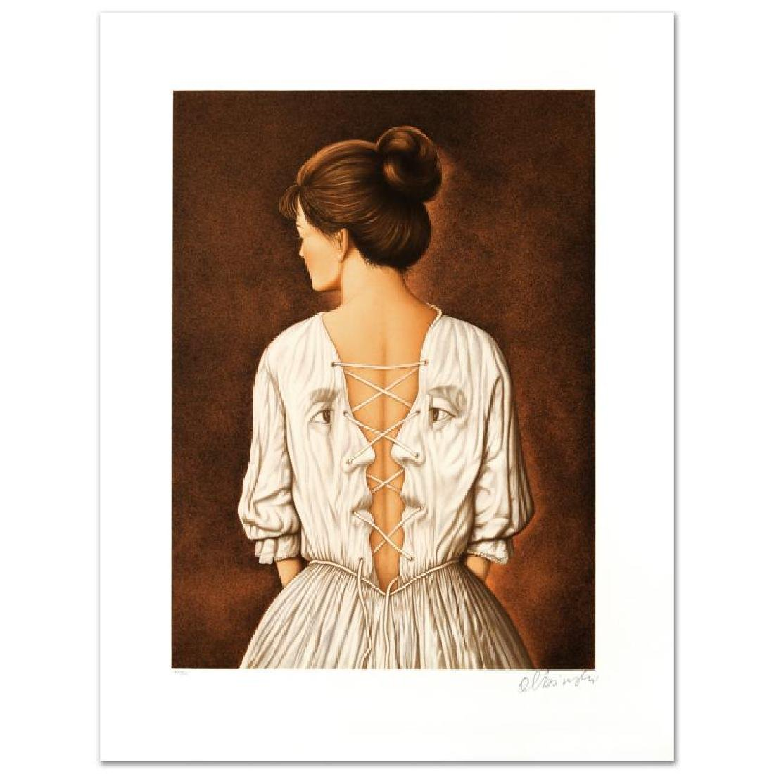 """""""She Stoops To Folly"""" Limited Edition Lithograph by"""