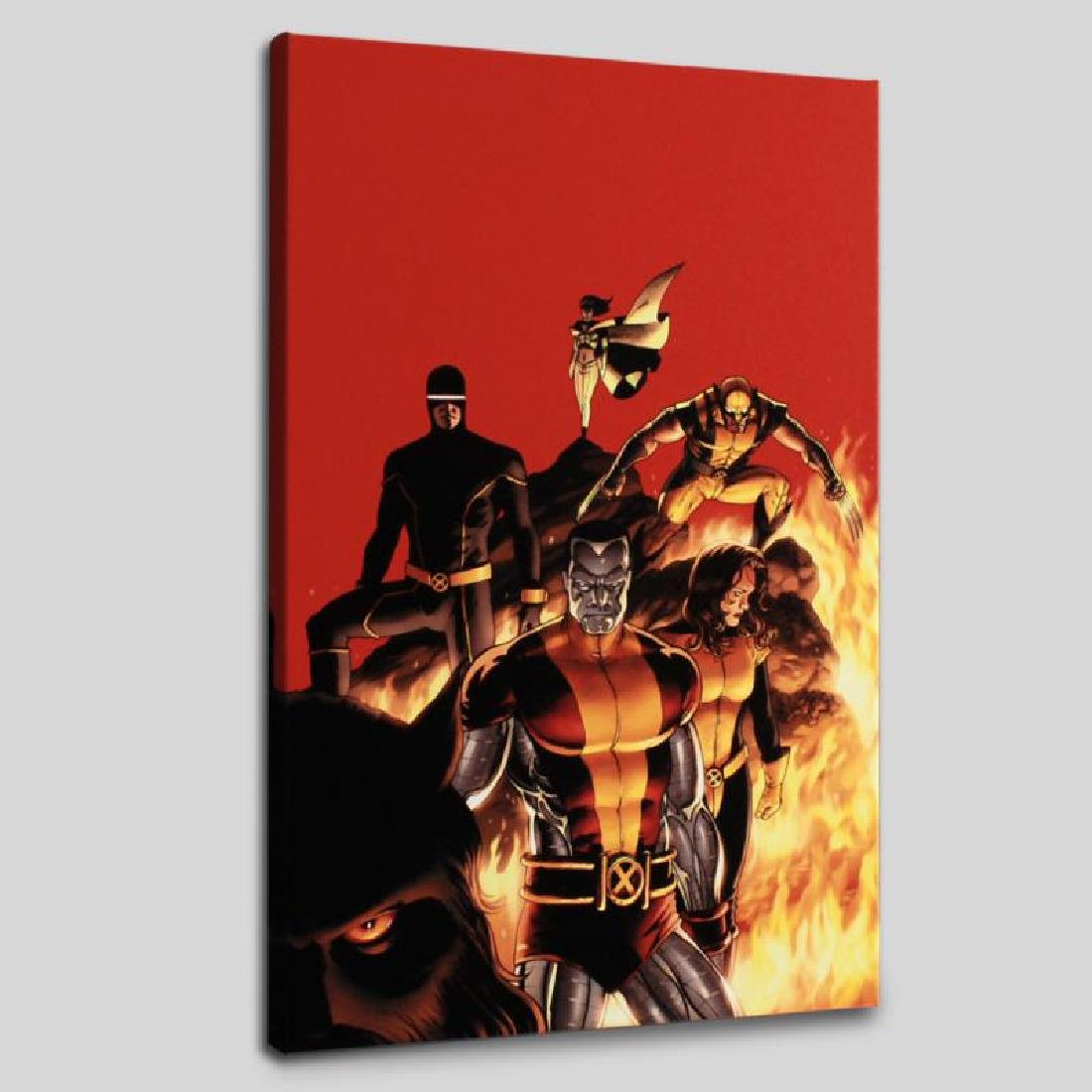 """Astonishing X-Men #13"" Limited Edition Giclee on"