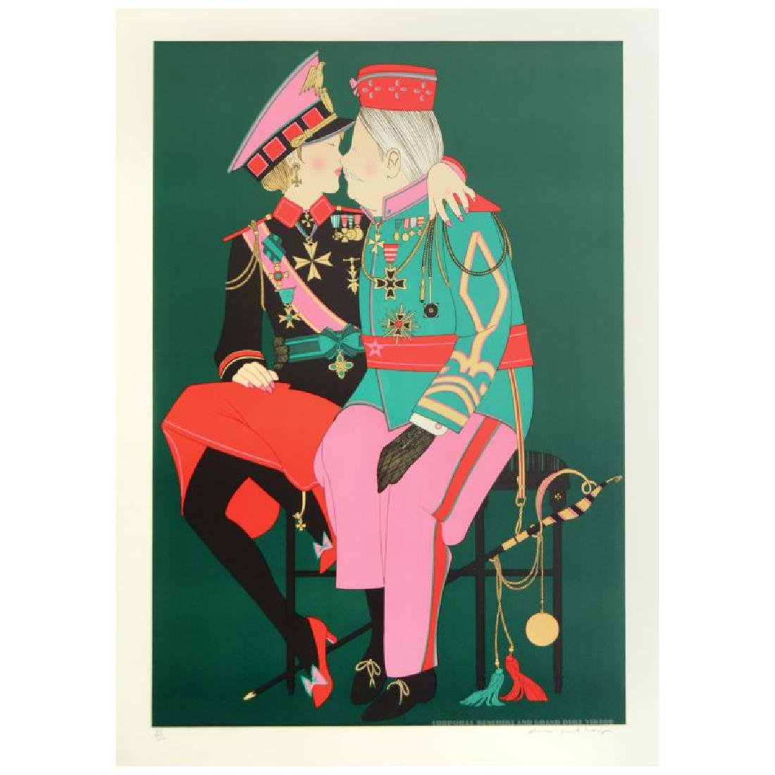 """Corporal Benedikt & Grand Duke Victor"" Limited Edition"