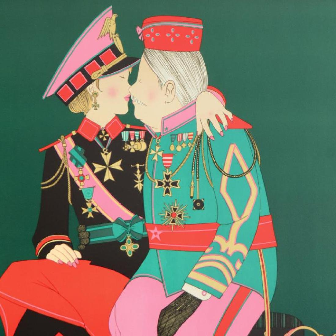 """Corporal Benedikt & Grand Duke Victor"" Limited Edition - 4"