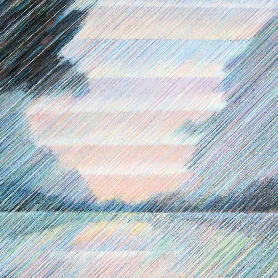 """""""Morning on the Seine"""" Limited Edition Serigraph by - 4"""