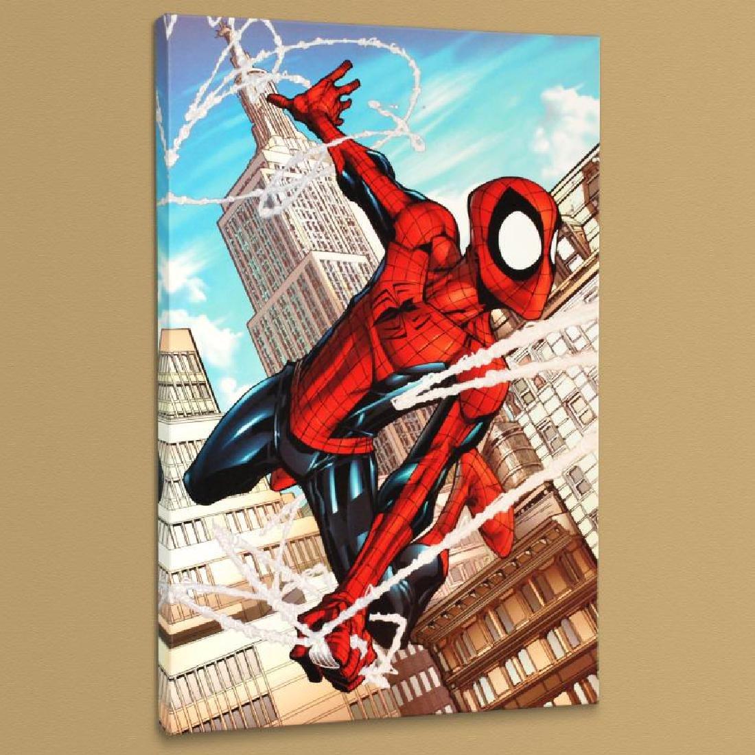 """Marvel Adventures: Spider-Man #50"" Limited Edition - 2"