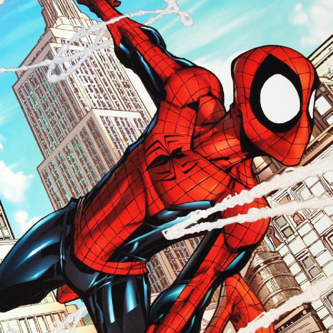 """Marvel Adventures: Spider-Man #50"" Limited Edition - 3"
