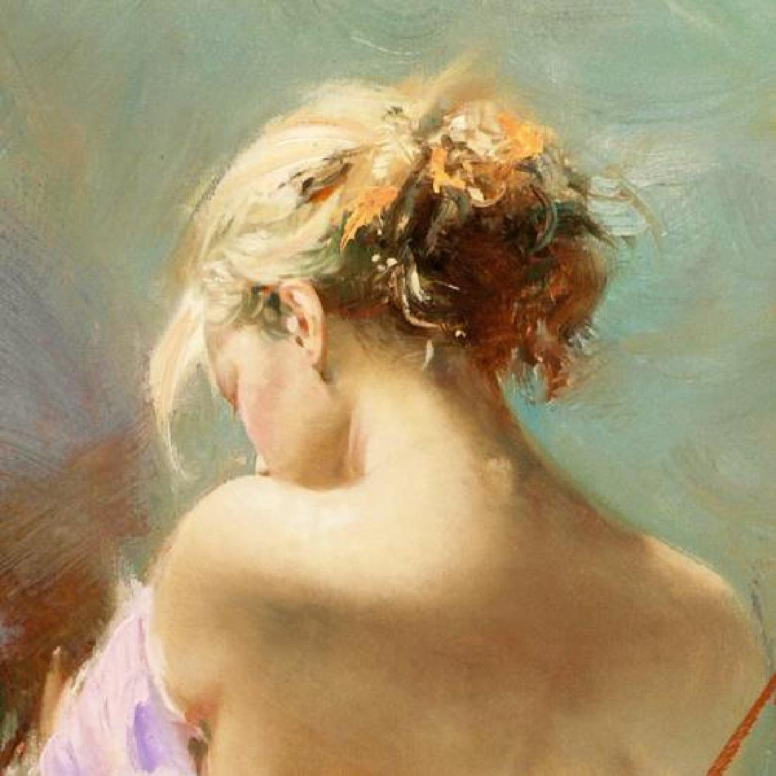"""""""Desire"""" LIMITED EDITION Artist-Embellished Giclee on - 2"""