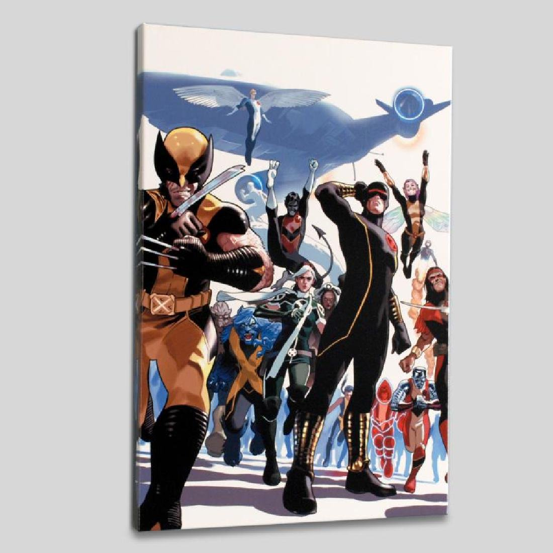 """X-Men Annual Legacy #1"" Limited Edition Giclee on"