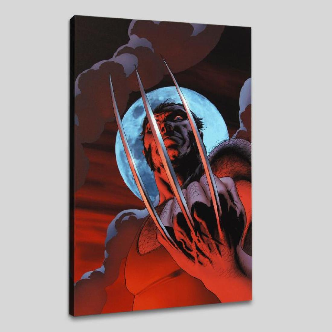 """Astonishing X-Men #8"" Limited Edition Giclee on Canvas - 4"