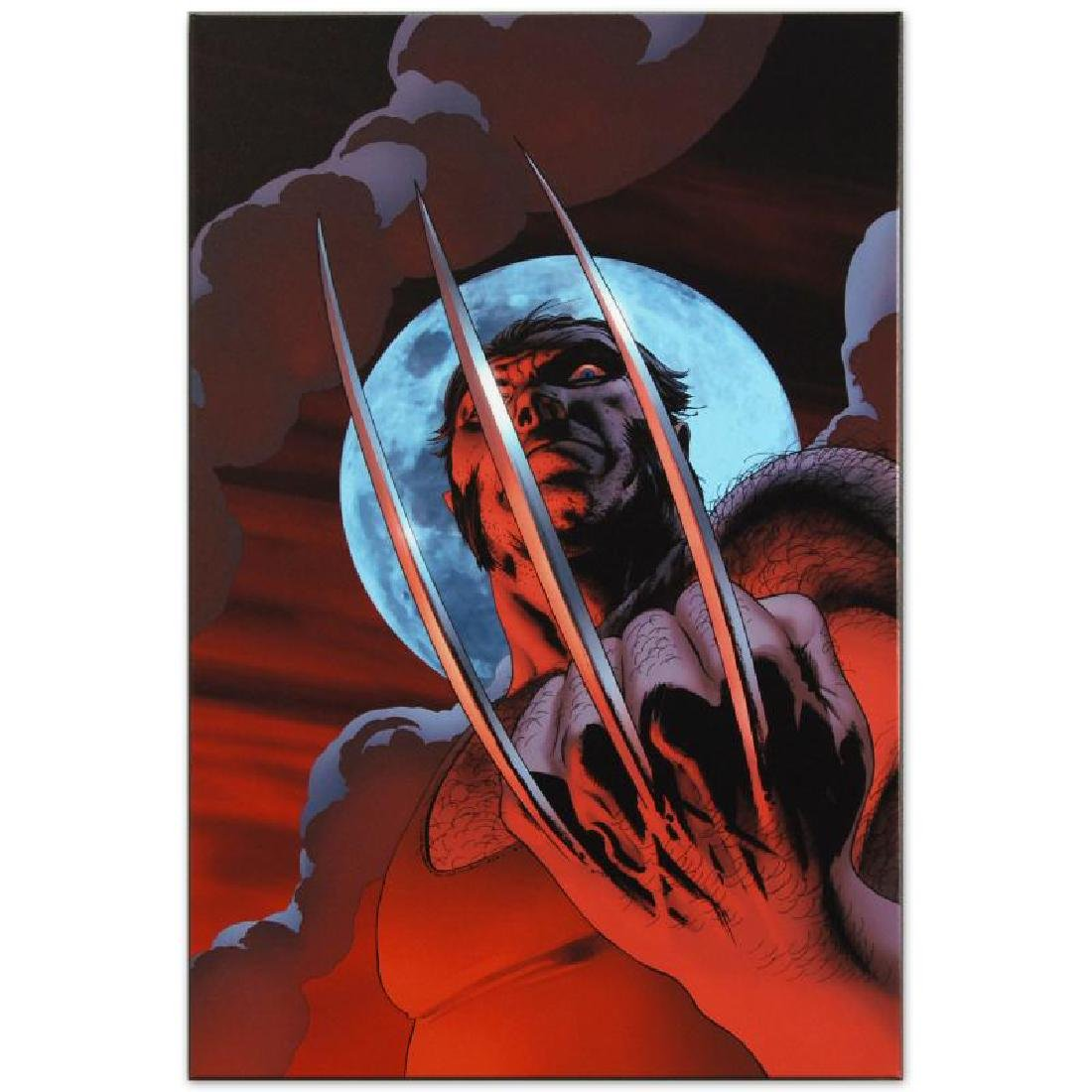 """Astonishing X-Men #8"" Limited Edition Giclee on Canvas - 6"