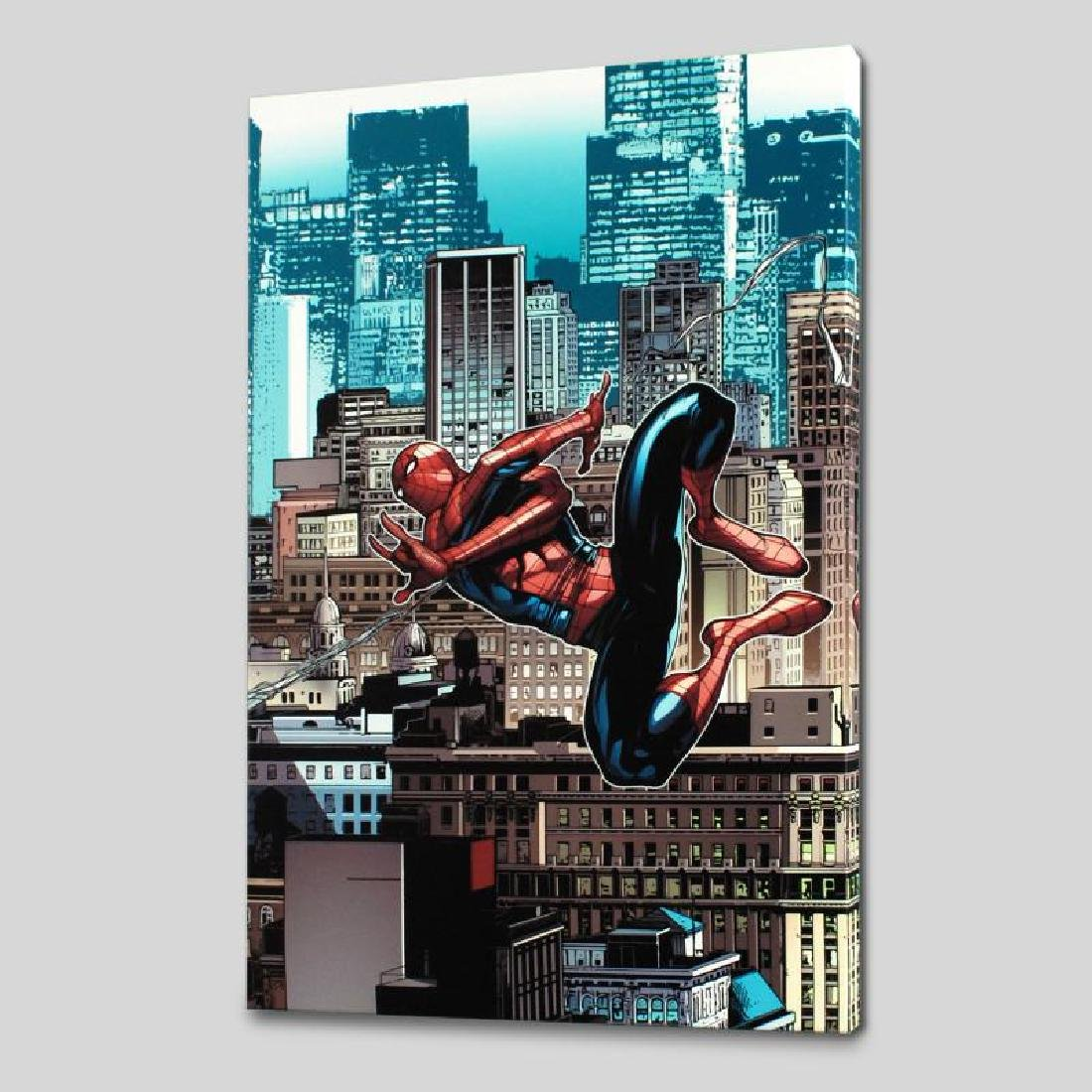 """""""Amazing Spider-Man #666"""" LIMITED EDITION Giclee on"""