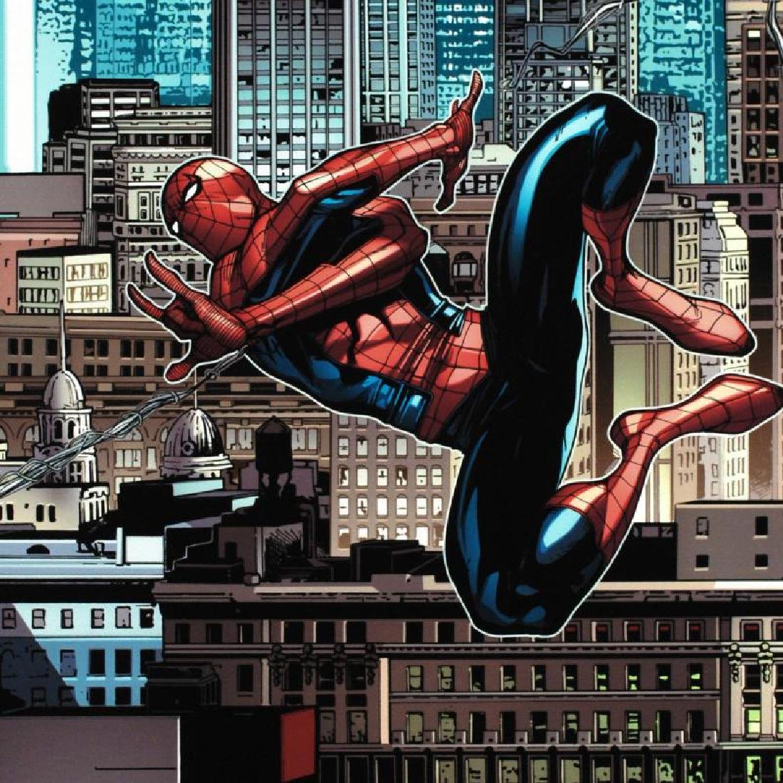 """""""Amazing Spider-Man #666"""" LIMITED EDITION Giclee on - 3"""