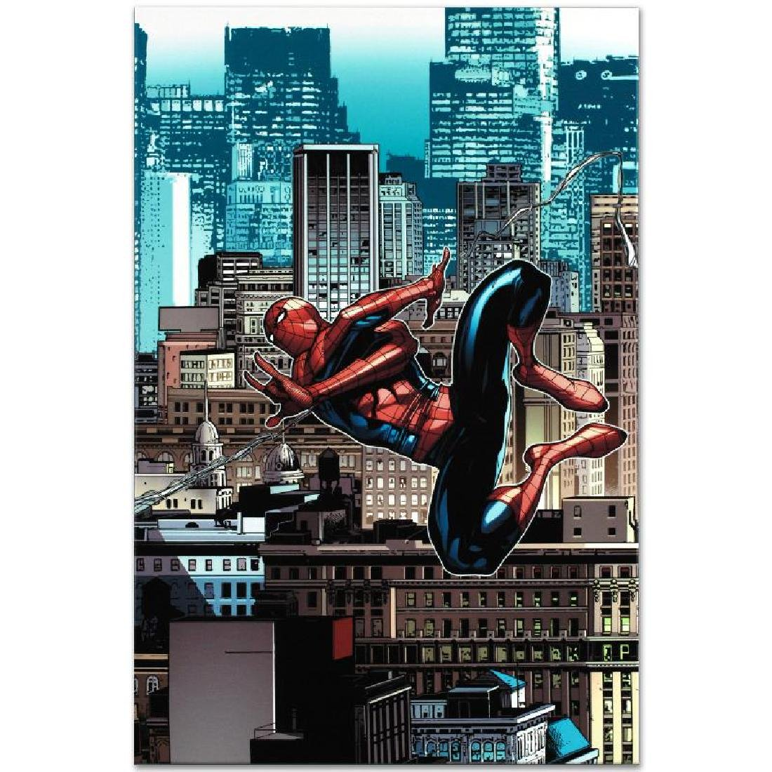 """""""Amazing Spider-Man #666"""" LIMITED EDITION Giclee on - 6"""