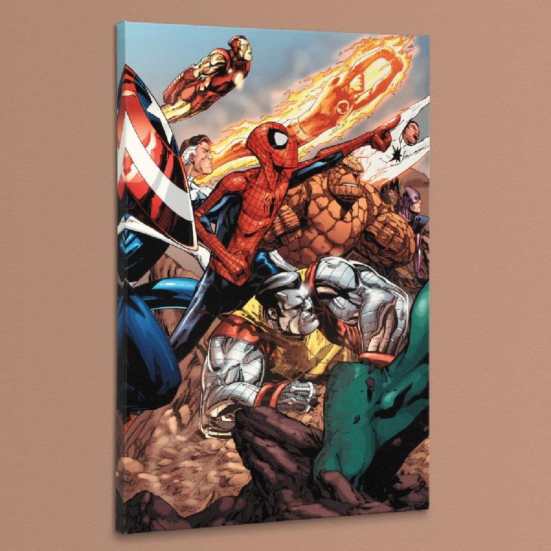 """Spider-Man & The Secret Wars #3"" Limited Edition"