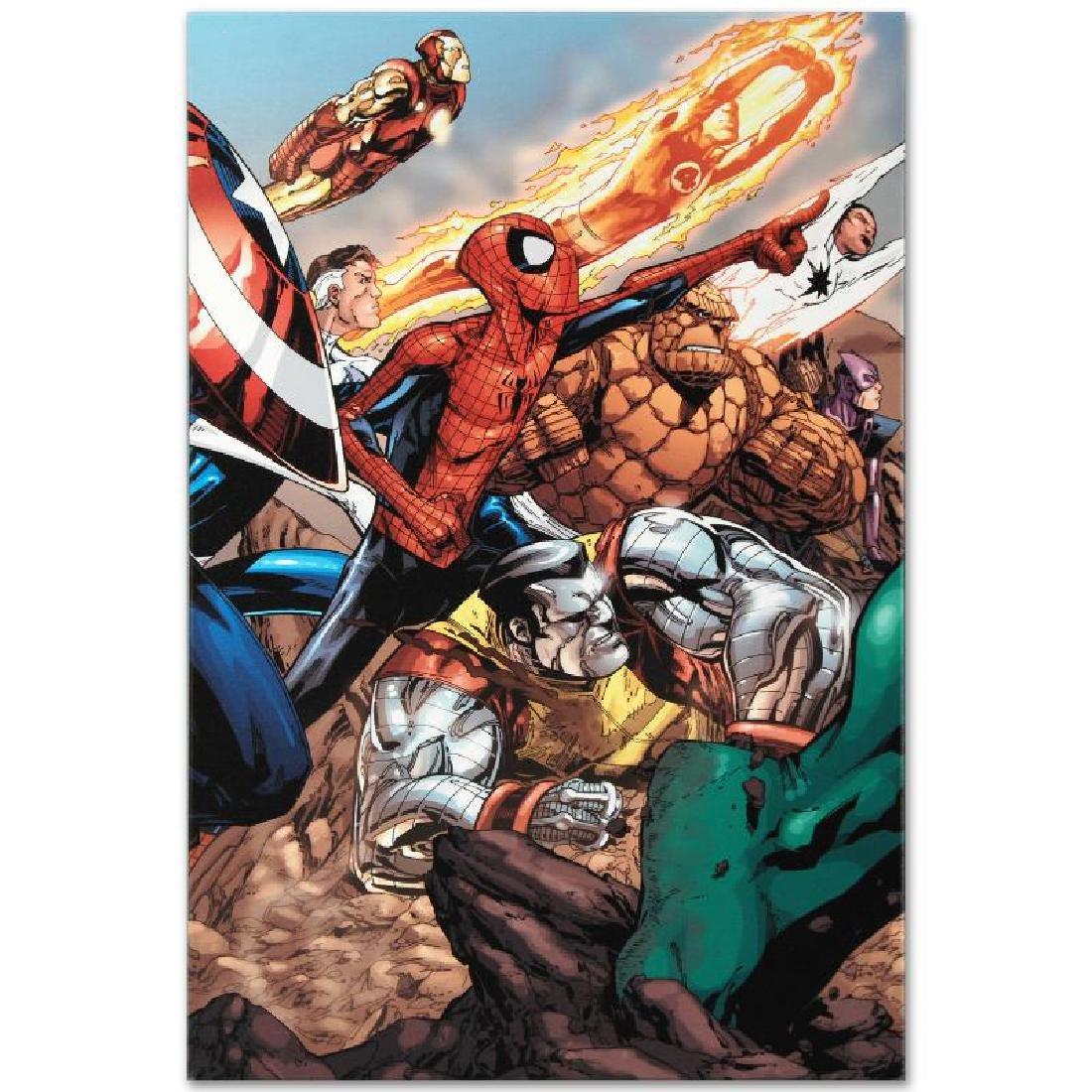 """Spider-Man & The Secret Wars #3"" Limited Edition - 6"