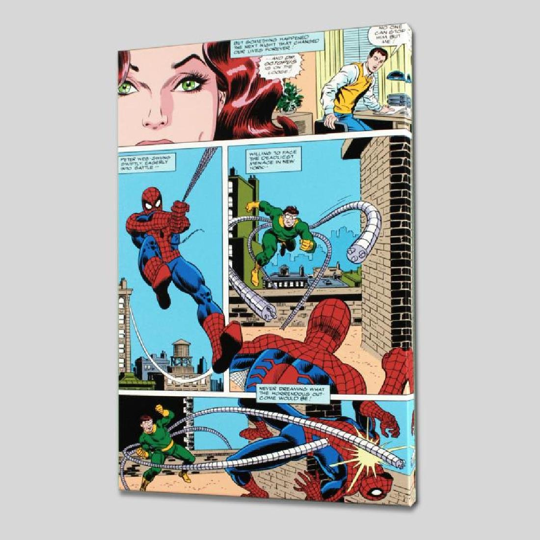 """Amazing Spider-Man #90"" LIMITED EDITION Giclee on"