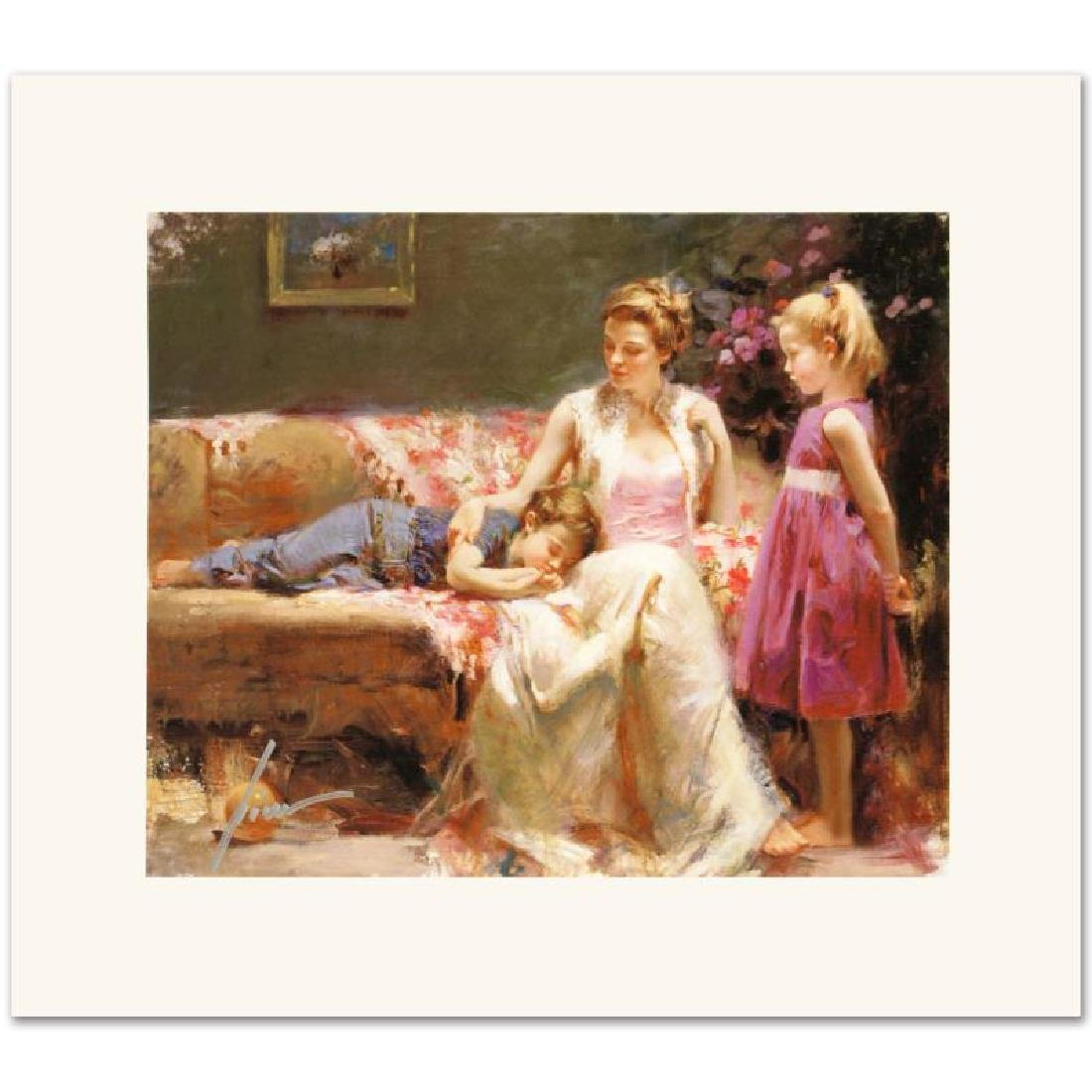 """""""A Time to Remember"""" Limited Edition Giclee on Canvas - 3"""
