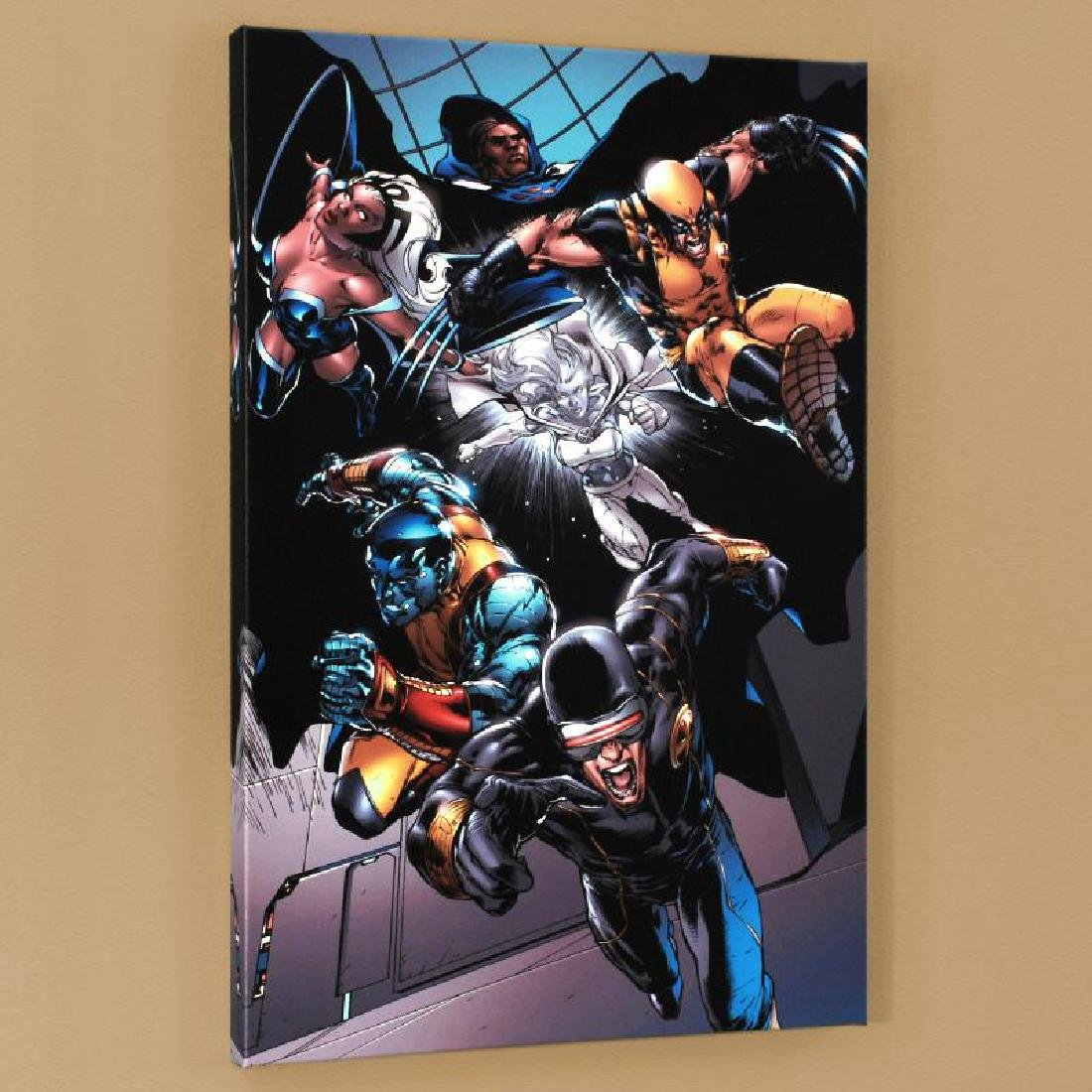 """""""X-Men vs. Agents of Atlas #1"""" Limited Edition Giclee"""