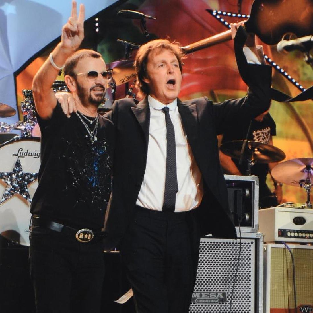 """Ringo Starr & Paul McCartney"" Limited Edition Giclee - 2"