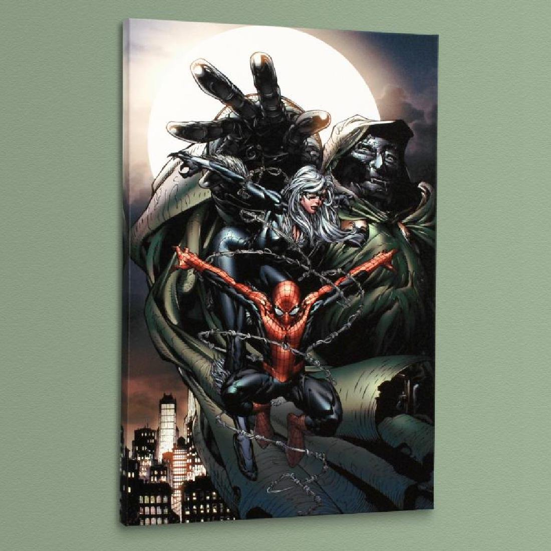 """""""Spider-Man Unlimited #14"""" Limited Edition Giclee on"""