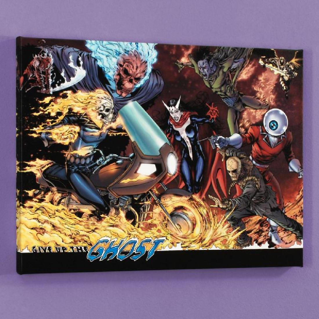"""Avengers #12"" Limited Edition Giclee on Canvas by"