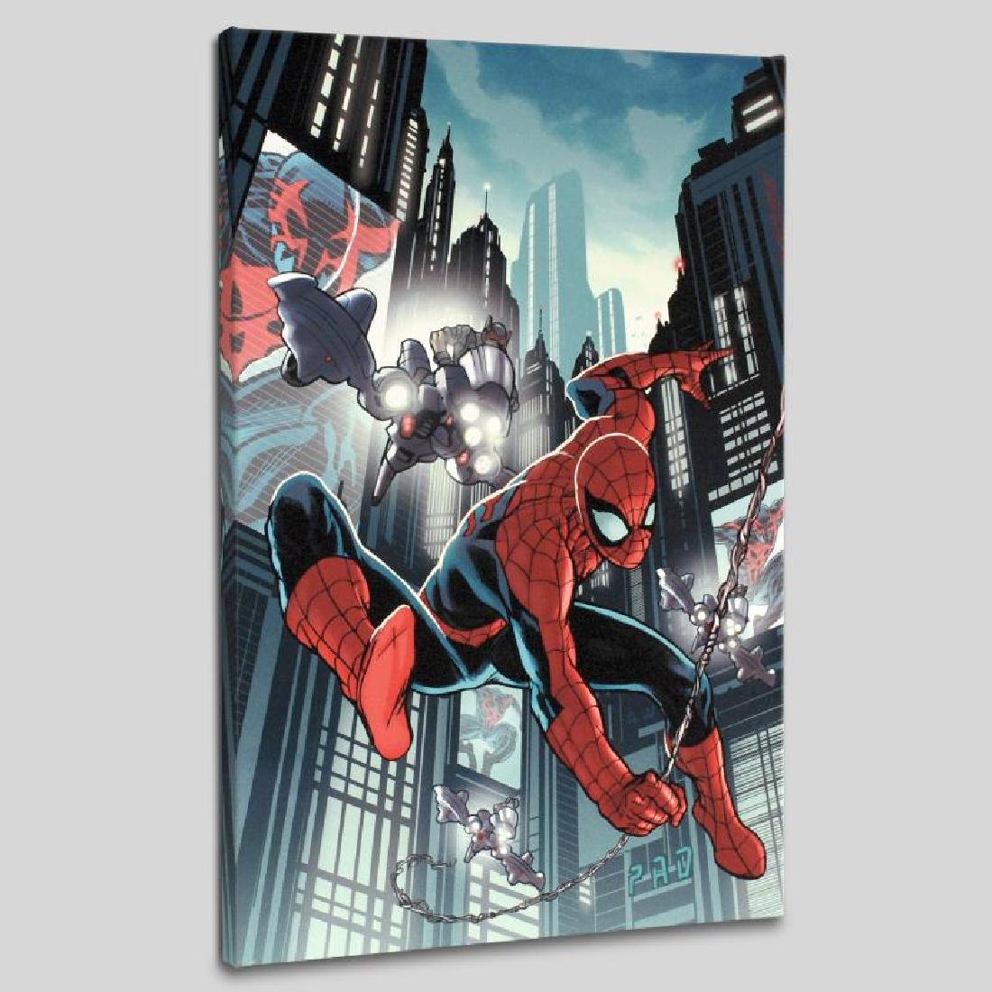 """Timestorm 2009/2099: Spider-Man One-Shot #1"" LIMITED"