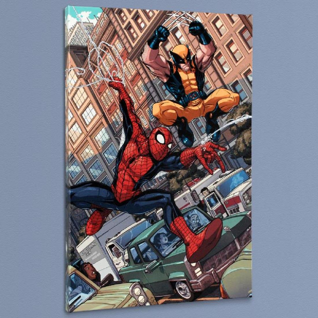 """Astonishing Spider-Man & Wolverine #1"" Limited Edition - 3"