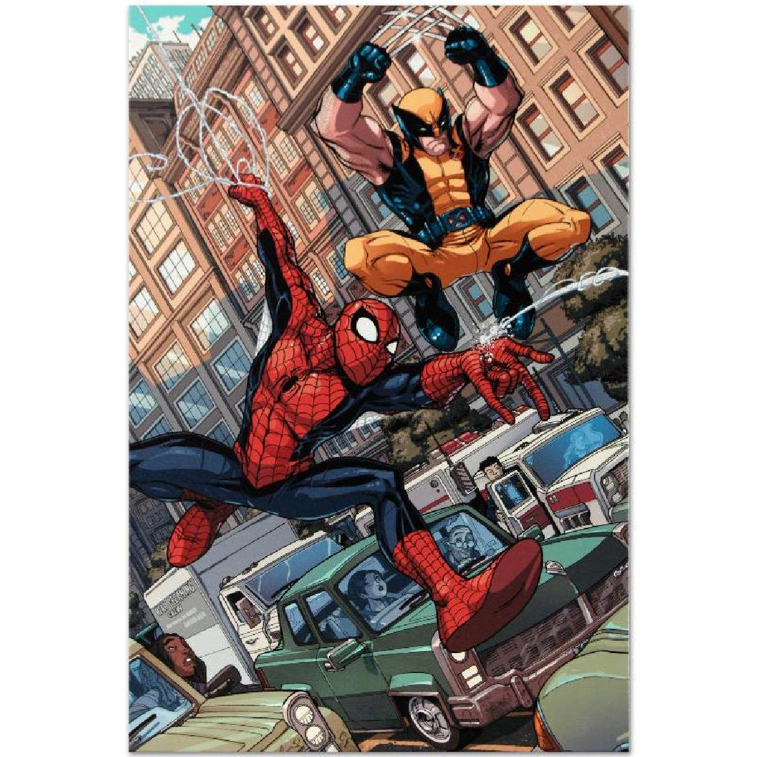 """Astonishing Spider-Man & Wolverine #1"" Limited Edition - 6"