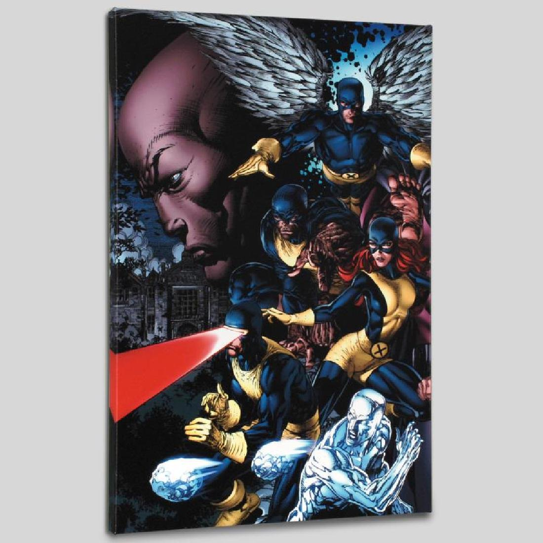 """X-Men: Legacy #208"" Limited Edition Giclee on Canvas"