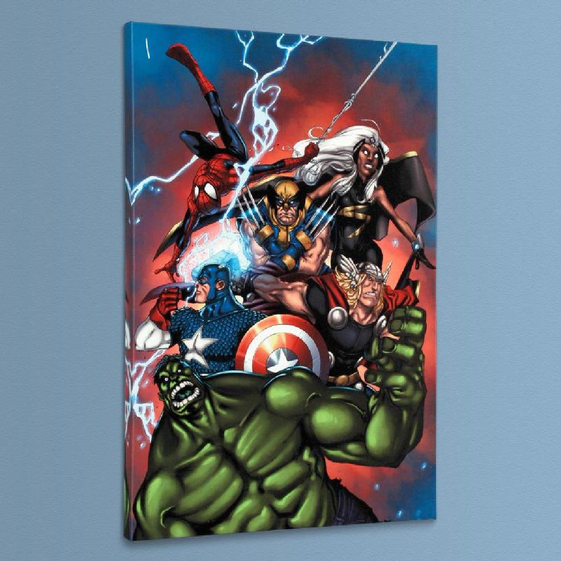 """Marvel Adventures: The Avengers #36"" LIMITED EDITION"