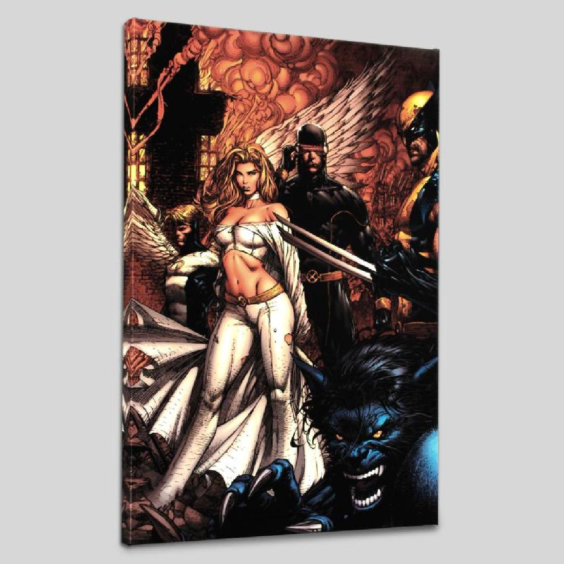 """Uncanny X-Men #494"" Numbered Limited Edition Giclee on"