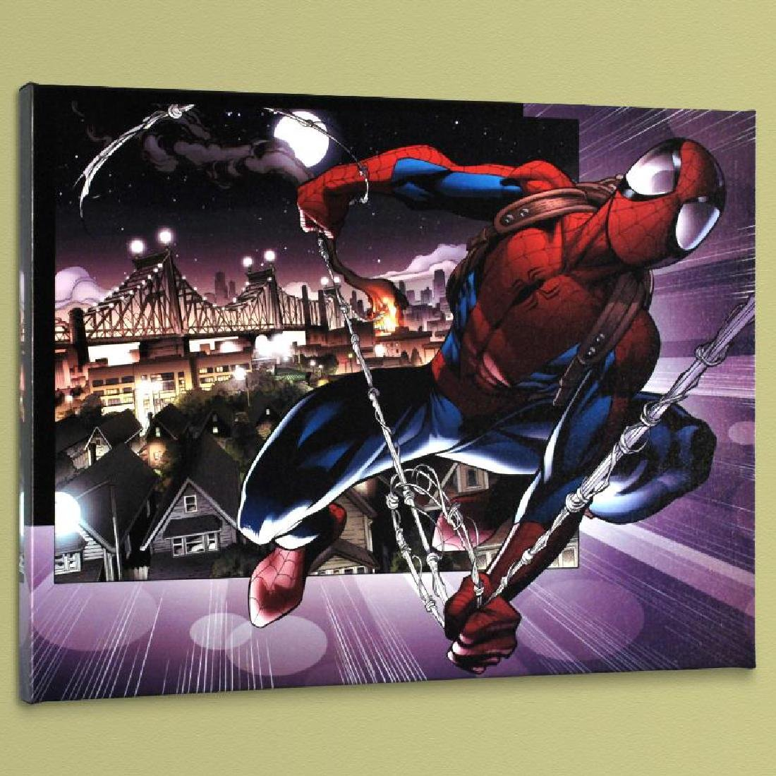 """Ultimate Spider-Man #157"" Limited Edition Giclee on"