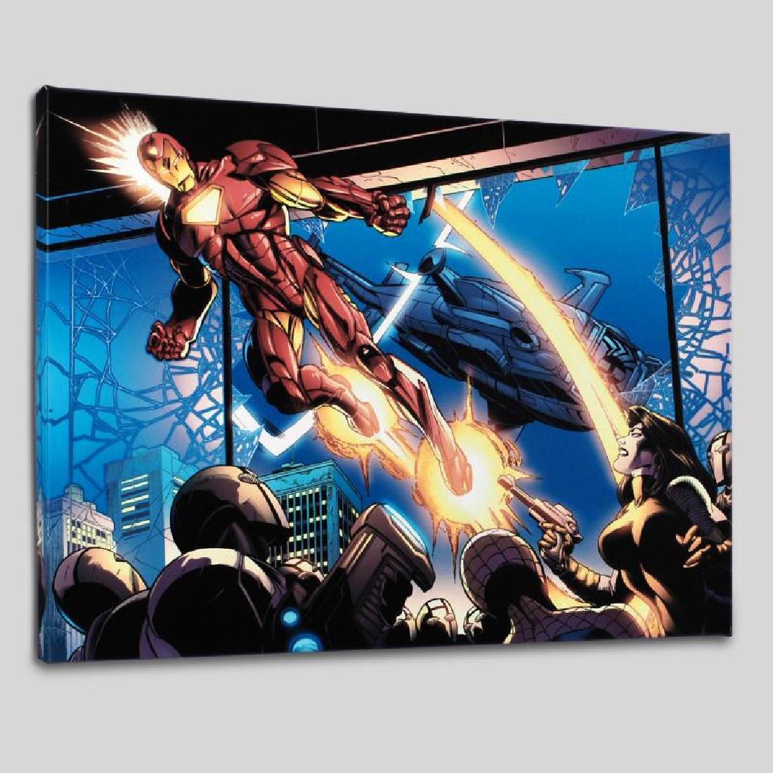 """Ultimatum: Spider-Man Requiem #1"" Limited Edition"