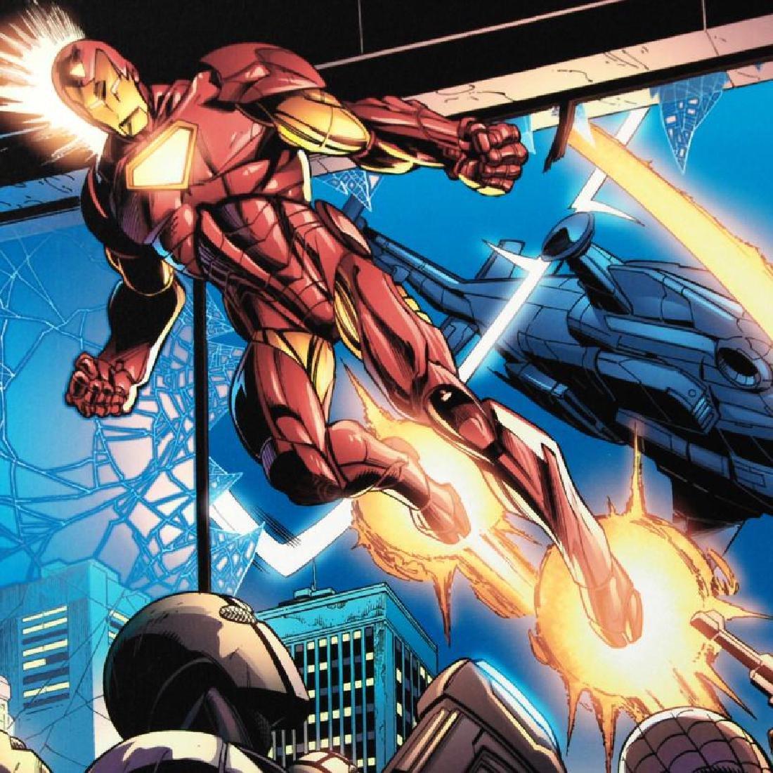 """Ultimatum: Spider-Man Requiem #1"" Limited Edition - 3"
