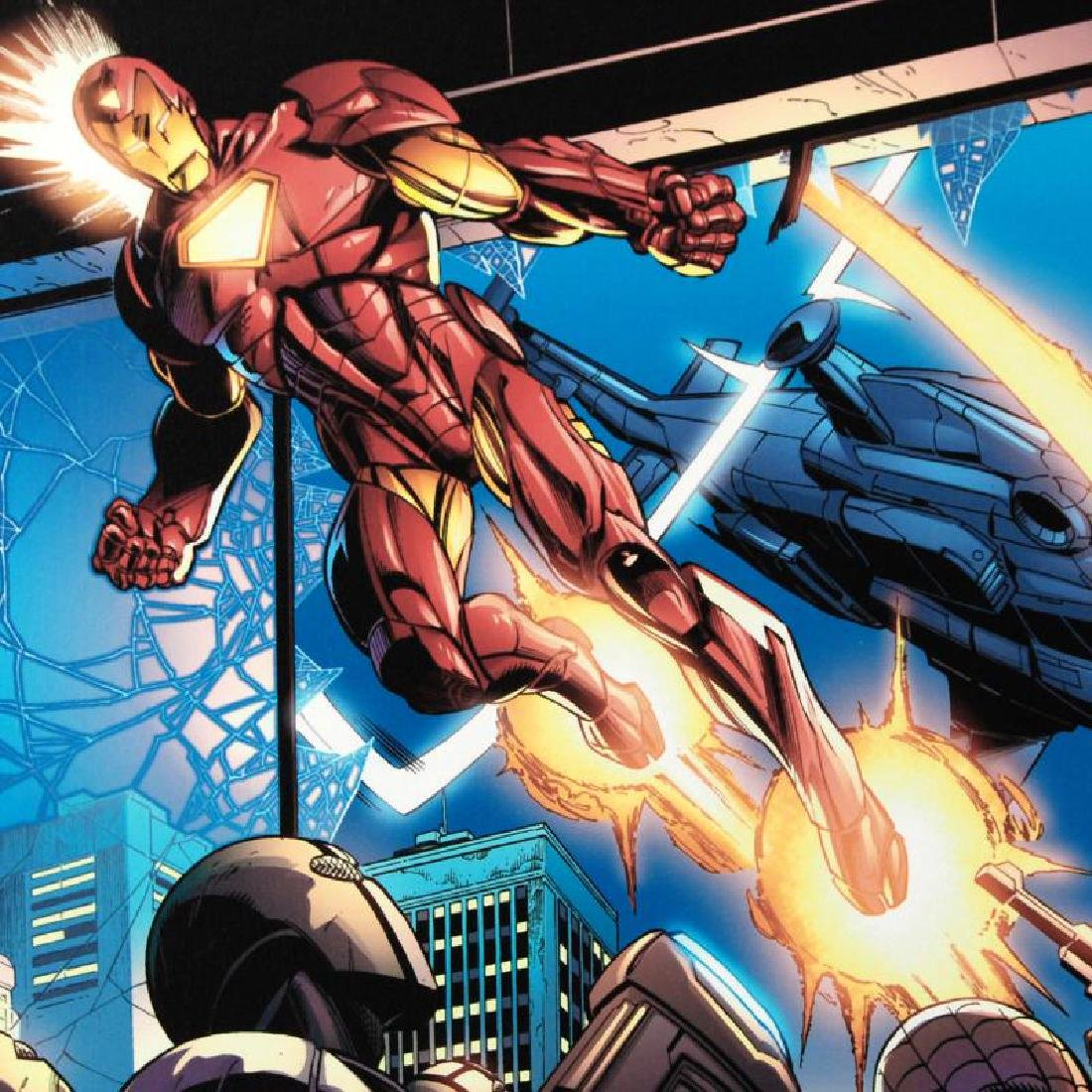 """Ultimatum: Spider-Man Requiem #1"" Limited Edition - 5"