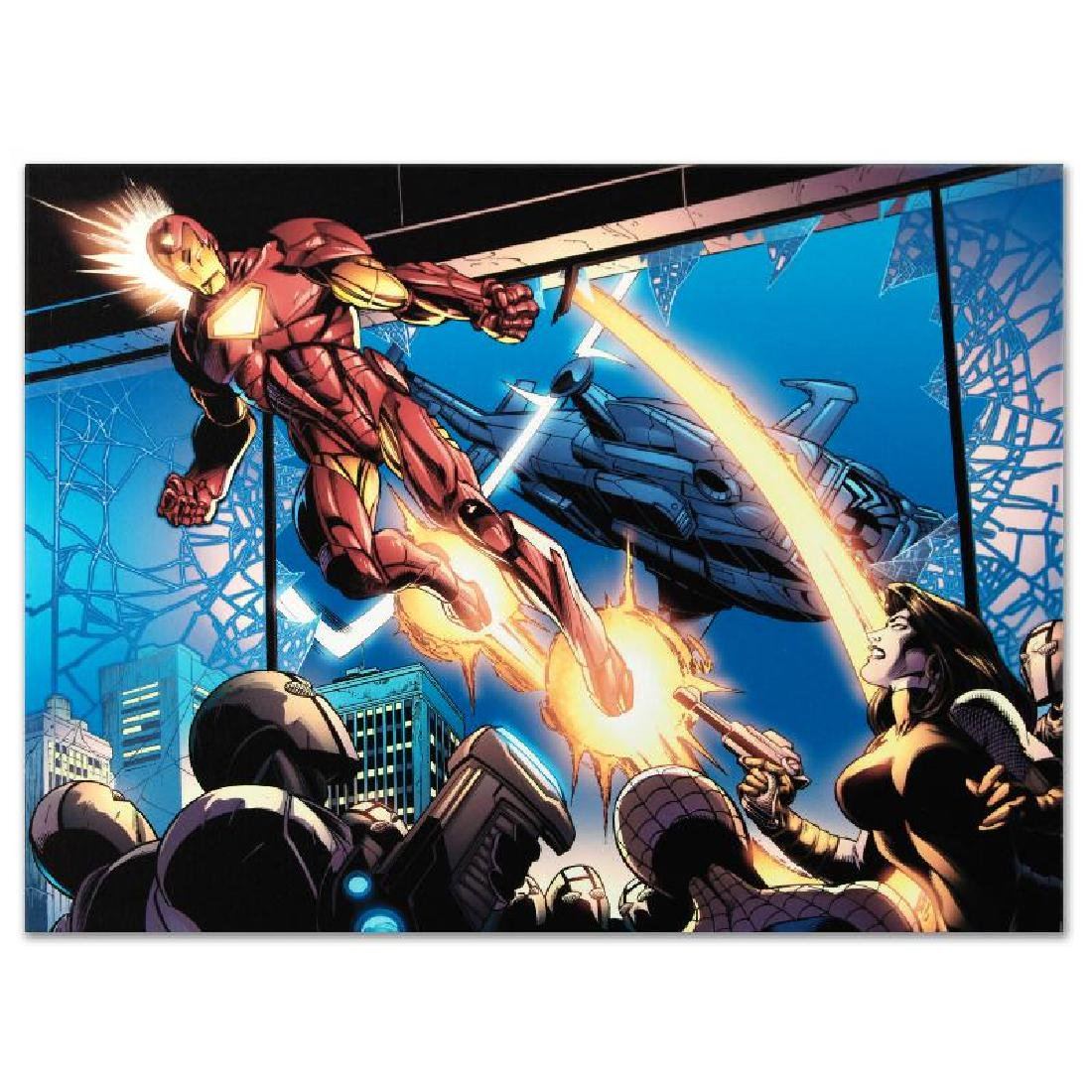 """Ultimatum: Spider-Man Requiem #1"" Limited Edition - 6"
