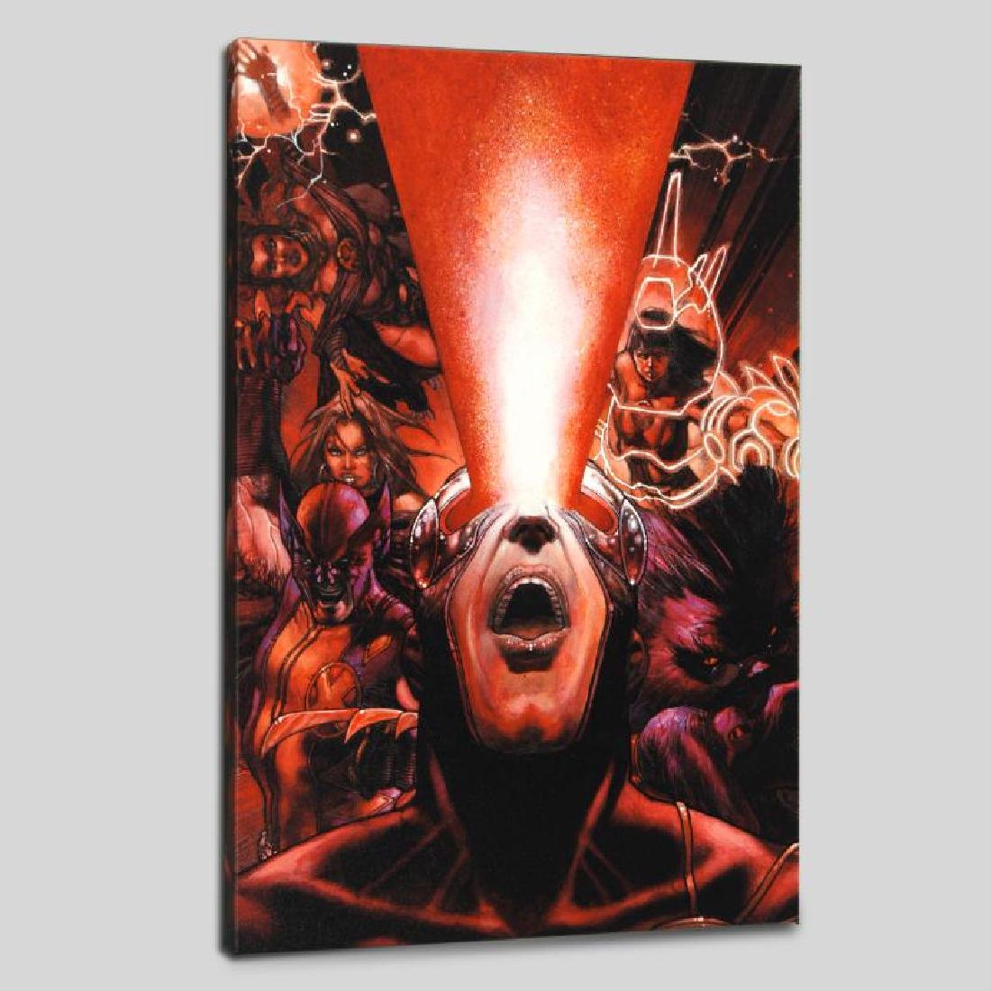 """Astonishing X-Men #30"" Limited Edition Giclee on - 4"